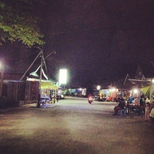 derawan at night