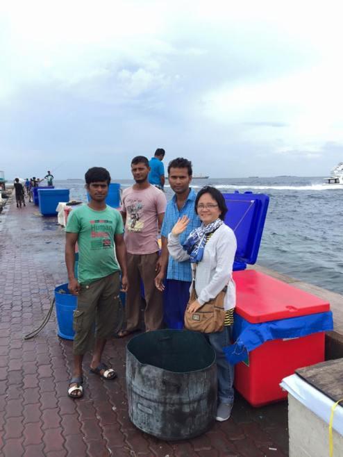 Orang Maldives Ramah2